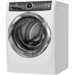 Gas Dryer EFMG627UIW Energy Star Predictive Dry 27in -Electrolux