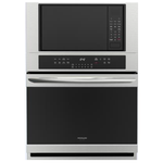 Frigidaire Gallery FGMC3066UD 30in Oven+Micro Stainless Steel