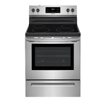 Electric Range FCRE305CAS 30in -Frigidaire- Discontinued