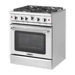 Gas Range MCR305N Sealed Burner 30in -Capital