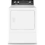 Electric Dryer DR5101WE Front Load Commercial Quality 27in -Huebsch