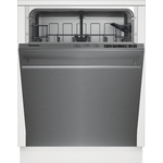 Dishwasher DWT51600SS Top Controls 24in -Blomberg