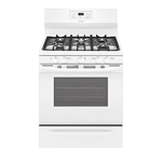Gas Range FFGF3054TW Sealed Burner 30in -Frigidaire