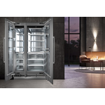 Liebherr SBS3024M 54in Side by Side Refrigerator, Panel Ready