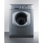 Washer Dryer Combo ARWDF129SNA Ventless 2-in-1 24in -Ariston