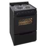 Electric Range ECK3XOB  24in -Premier