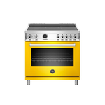 Induction Range PROF365INSGIT Inductiontop 36in -Bertazzoni