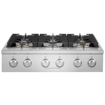Gas Rangetop E36GC76PRS Sealed Burner 36in -Electrolux Icon