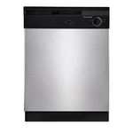 Dishwasher FBD2400KS Front Controls 24in -Frigidaire