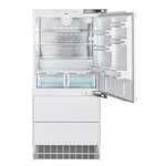 Liebherr HCB2080 36in Bottom Freezer Refrigerator, Panel Ready