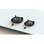 Gas Cooktop BAULA Sealed Burner Built-In 20in -Pitt