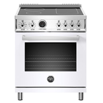 Induction Range PROF304INSBIT Inductiontop 30in -Bertazzoni