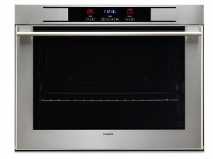Single Wall Oven B3007ECO 30in -AEG