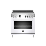 Induction Range PROF365INSBIT Inductiontop 36in -Bertazzoni