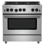Gas Range RCS366BV2 Open burner 36in -BlueStar