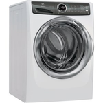 Washer EFLS527UIW Energy Star Steam 27in -Electrolux