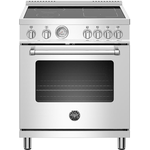 Induction Range MAST304INMXE Inductiontop 30in -Bertazzoni