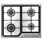 Built-In Gas Cooktop CG60WOK 24-inch -Porter & Charles
