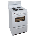 Electric Range ECK2200PO  24in -Premier