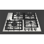 Gas Cooktop F4GK24S1 Sealed Burners Built-In 24in -Fulgor Milano