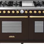 Superiore RD482GCMG 48in Gas Range Brown/Brown