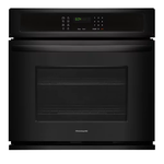 Single Wall Oven FFEW3026TB Flush Fit 30in -Frigidaire
