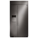 Built-In  Side by Side Refrigerator LSSB2696BD 42in -LG