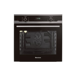 Single Wall Oven BWOS24110B Convection 24in -Blomberg