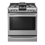 Gas Range LSG5513ST Probake Convection 30in -LG