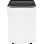 Frigidaire FHPH132AB1 Portable Air Conditioner - Heat & Cool 13000 BTUs with Heat Pump and Dehumidifier Mode.