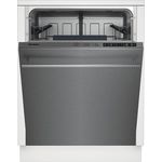 Dishwasher DWT81800SSWS Top Controls 24in -Blomberg