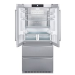 Liebherr HCB2082 36in French Door Refrigerator, Panel Ready