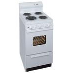 Electric Range EAK2200PO  20in -Premier