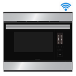 Electric Built-In Wall Oven SSC2489DS Steam Oven 24in -Sharp