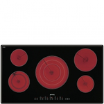 Electric Cooktop S2951TCU Smoothtop Built-In 36in -Smeg