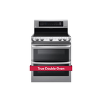 LG LTE4815ST 30in Electric Range Stainless Steel