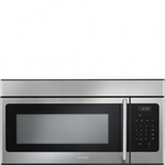 OTR316XU Over the Range Microwave 300 CFM 1.6 Cu.Ft. Oven 30in -Smeg