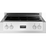 Induction Rangetop F6IRT304S1 Inductiontop 30in -Fulgor Milano