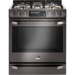 Slide-In Gas Range LSSG3019BD Convection Self Clean 30in -LG