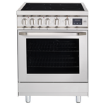 Electric Range C4026VM Smoothtop 24in WQL -AEG