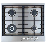 Gas Cooktop CG60WOKF Sealed Burner Built-In 24in -Porter&Charles