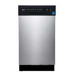 Built-In Dishwasher DW1833D3SE Enerrgy Star 18in -Avanti