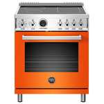 Induction Range PROF304INSART Inductiontop 30in -Bertazzoni