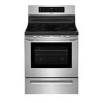 Induction Range CFIF3054TS Inductiontop 30in -Frigidaire
