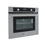 Verona VEBIEM3024 30in Single Wall Oven Stainless Steel
