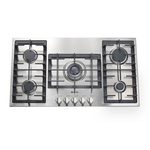 Gas Cooktop VECTGM365SS Sealed Burner 36in -Verona -Discontinued