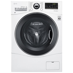 Washer Dryer Combo WM3488HW Ventless 2 All-In -One 120v 24in -LG