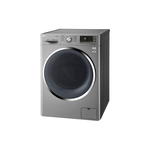 Washer Dryer Combo WM3499HVA  Ventless 120V Wi-Fi Two-In-One 24in -LG