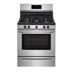 Gas Range FFGF3054TS Sealed Burner 30in -Frigidaire