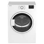 Dryer DV7600W Vented 24in -Blomberg